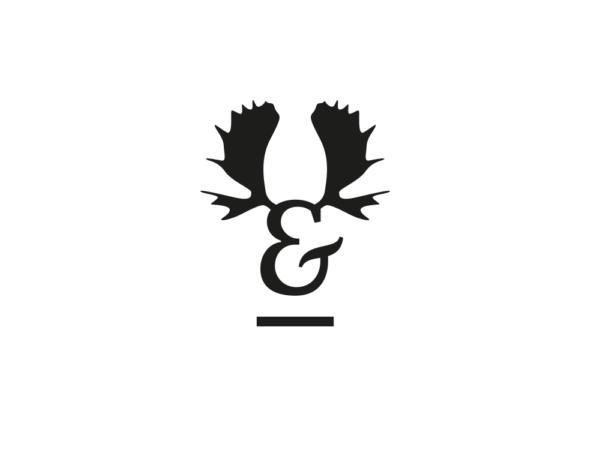 Antler bistro visual identity design nina greger proste kreski (3)