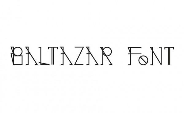 nina gregier proste kreski baltazar font (16)