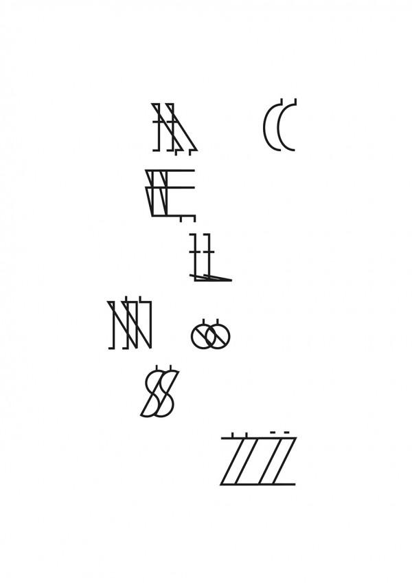 nina gregier proste kreski baltazar font (3)