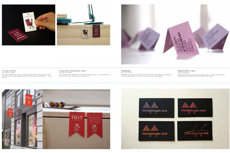 Creative Business Cards Layout Preview (51)