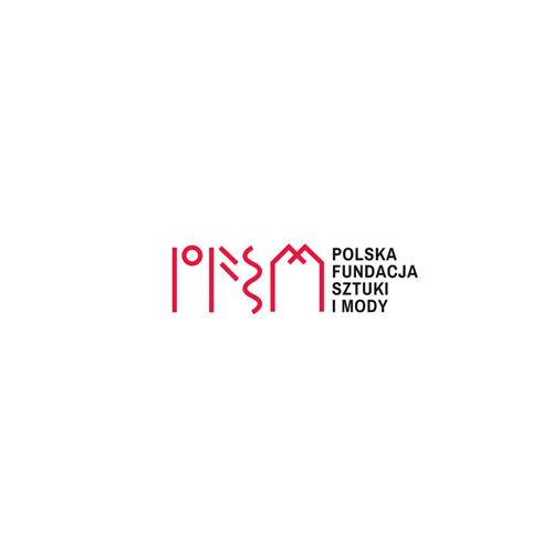 POLSKA FUNDACJA SZTUKI I MODY LOGO