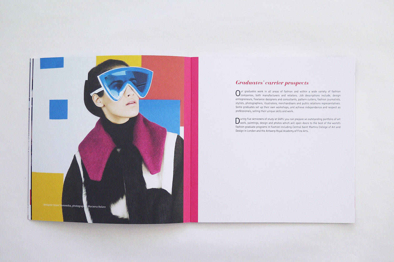 cracow school of art and fashion design brochure by nina gregier (5)