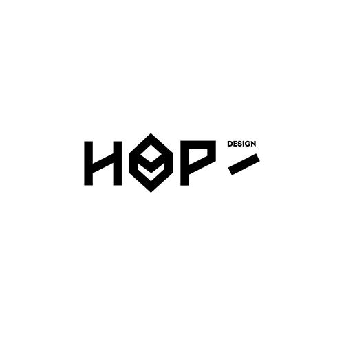 hop design logo